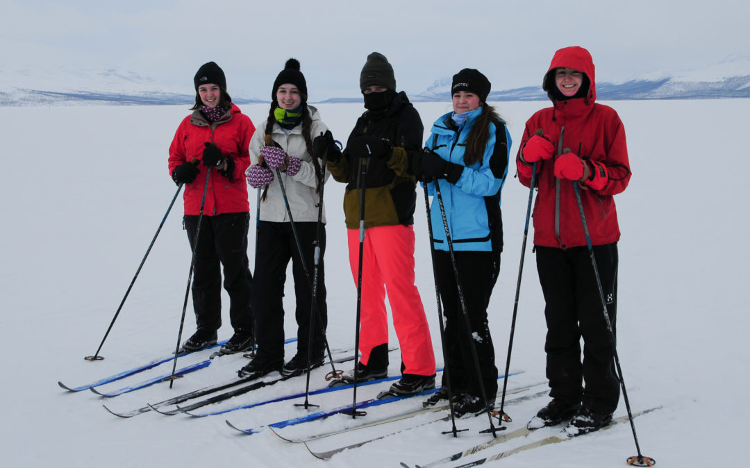 Duke of Edinburgh students undertake Arctic Expedition