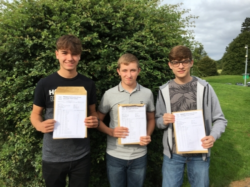 GCSE Results show continued success in our high performing school